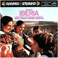 Debussy - Iberia, Ravel - Alborada Del Gracioso, HQ 200G Analogue Productions U.S.A. 2015