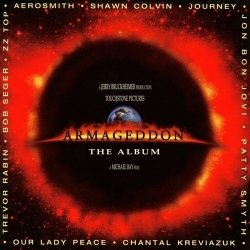 ARMAGEDDON - The Album - SOUNDTRACK, Audio FIDELITY 2LP HQ180G U.S.A. 2016