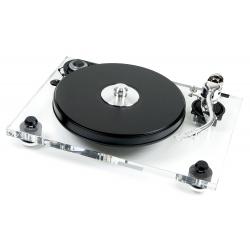 Pro-Ject 2Xperience DC Acryl S-Shape Ortofon 2M Silver