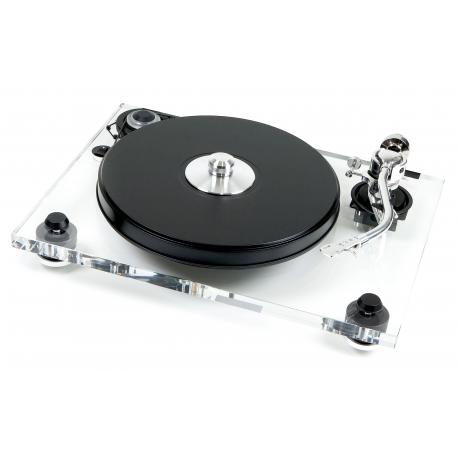 Pro-Ject 2Xperience DC Acryl, ramię S-Shape Ortofon 2M Silver