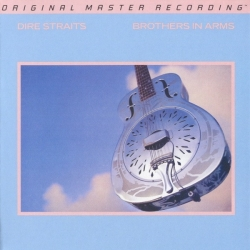 Dire Straits - Brothers In Arms, Mobile Fidelity 2LP 45RPM U.S.A. 2015