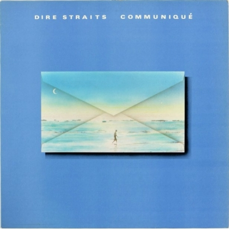 Dire Straits - Communique, 2009 HQ180G USA