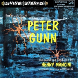 Henry Mancini - The Music From Peter Gunn HQ 180g Speakers Corner 2003