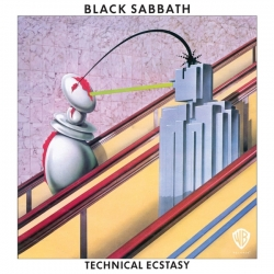 Black Sabbath - Technical Ecstasy, LIMITED 180g white vinyl, Warner Bros, 2016 USA