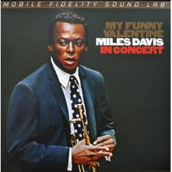 Miles Davis - My Funny Valentine - Miles Davis In Concert,  HQ180G, Mobile Fidelity U.S.A. 2016