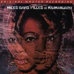Miles Davis - Filles De Kilimanjaro, Mobile Fidelity 2LP 45RPM HQ180G U.S.A. 2015