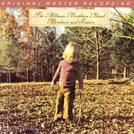 Allman Brothers Band - Brothers And Sisters, Mobile Fidelity LP HQ180G U.S.A. 2014