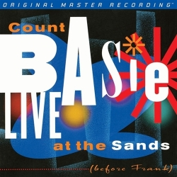 Count Basie - Live At The Sands (Before Frank), Mobile Fidelity  2LP HQ180G U.S.A. 2013