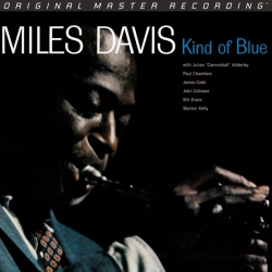 Miles Davis - Kind Of Blue, BOX SET Mobile Fidelity 2LP 45RPM HQ180G U.S.A. 2015