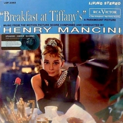 Henry Mancini - Breakfast At Tiffany's, HQ 180g Speakers Corner 2011