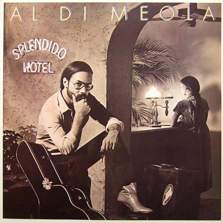 Al Di Meola - Splendido Hotel, HQ180G Speakers Corner 2016