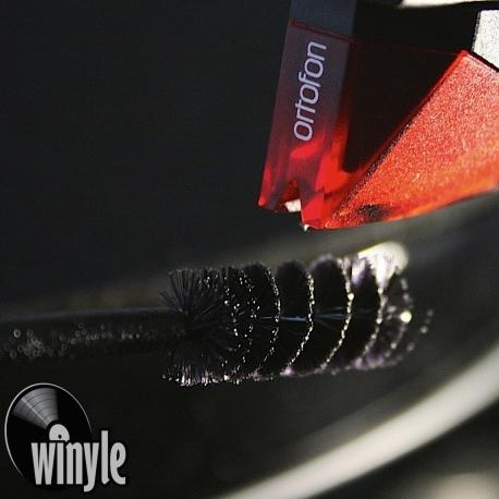 Szczoteczka i płyn do igły: Sound Stylus Cleaner