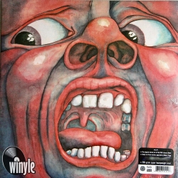 King Crimson - In The Court Of The Crimson King, HQ200G, Panegyric/ Inner Knot 2010