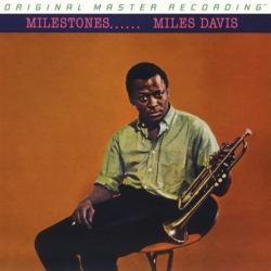 Miles Davis - Milestones,LP 180g,, Mobile Fidelity U.S.A. 2013