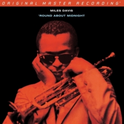 Miles Davis - Round About Midnight, HQ180g Mobile Fidelity U.S.A. 2013