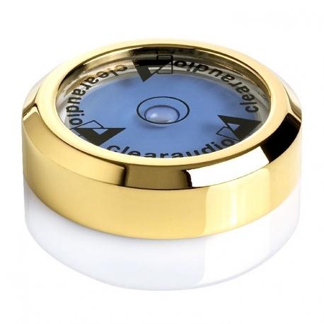 Poziomica CLEARAUDIO Level Gauge GOLD