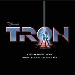 TRON - SOUNDTRACK, Wendy Carlos Audio FIDELITY LP HQ180G U.S.A.