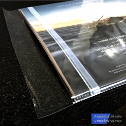 """Okładka foliowa 12"""" Analogue Studio - PERFEKT ZAKLEJANA"""