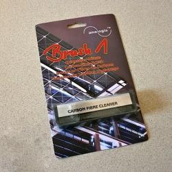 Szczoteczka antystatyczna węglowa Analogis Brush 1 Carbon Fiber Cleaner