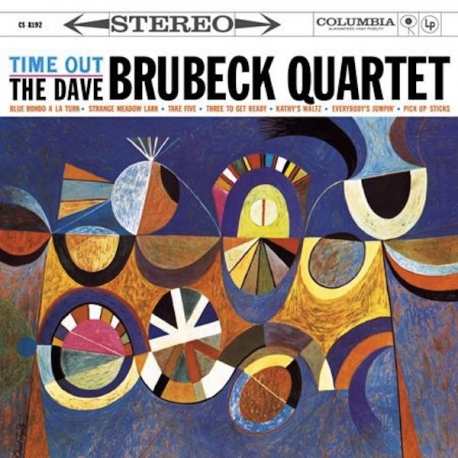 Dave Brubeck Quartet - Time Out, Analogue Productions 2LP 45RPM HQ200G U.S.A. 2012