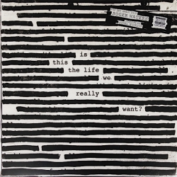Roger Waters - Is This The Life We Really Want?, 2LP180G SONY MUSIC  2017
